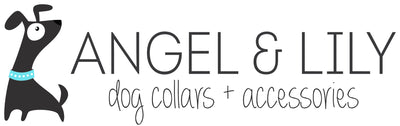 Angel & Lily Dog Collars + Accessories