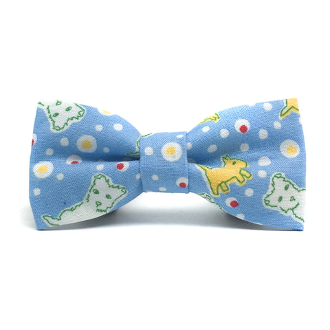 Dog Doodles Dog Bow Tie