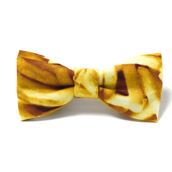 French Fries Dog Bow Tie