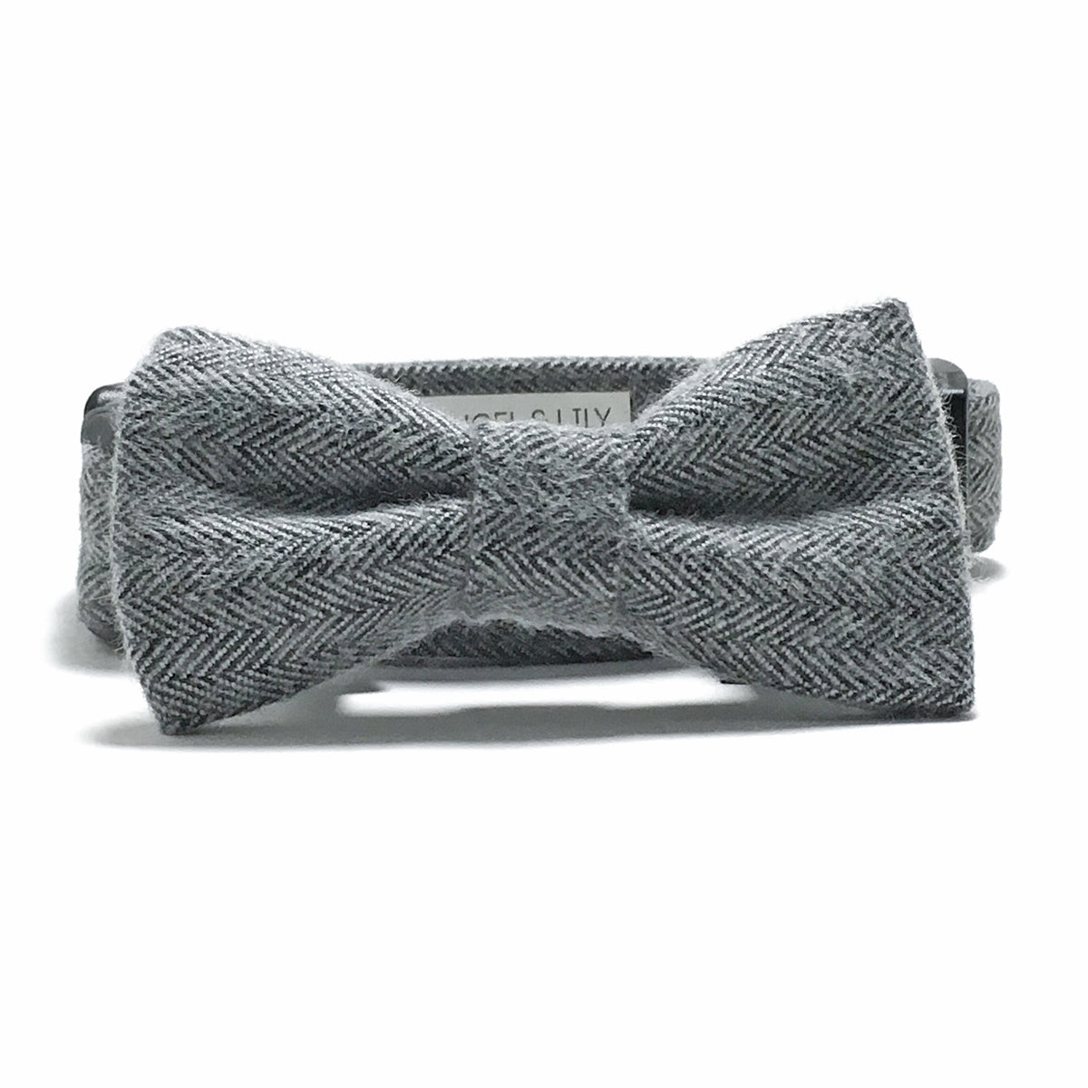 Dog Collar + Bow Tie Sets