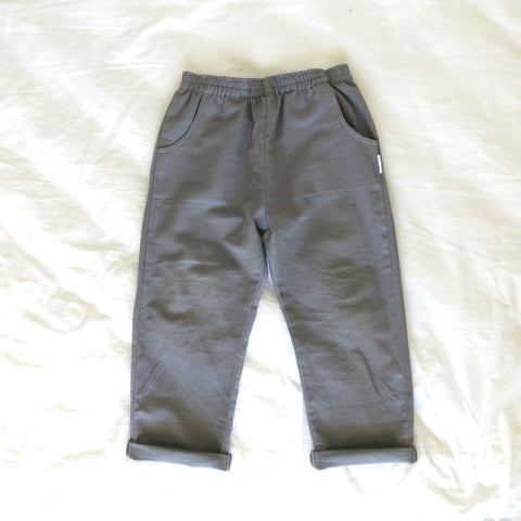 Drift Pants - Charcoal