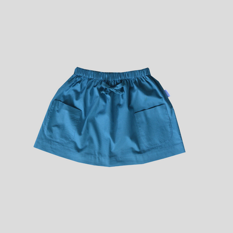Seaside Skirt - Teal