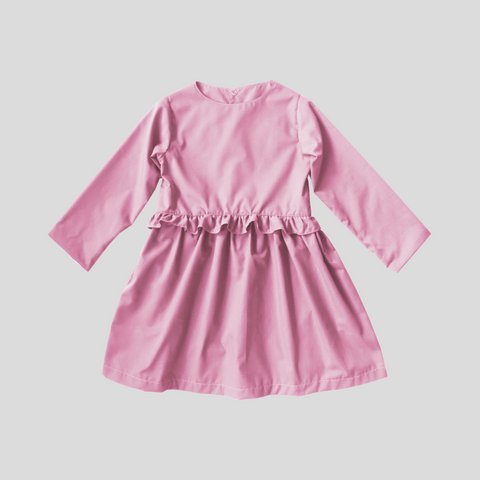 Seaspray Dress - Dusty Rose