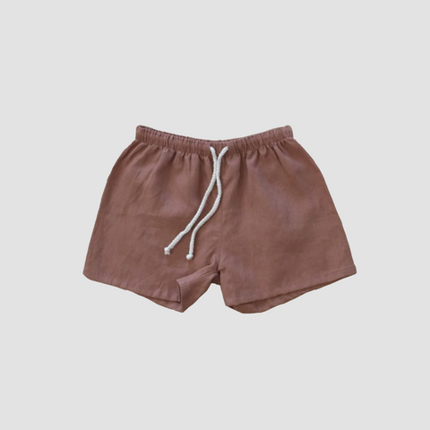 Drift Shorts - Walnut