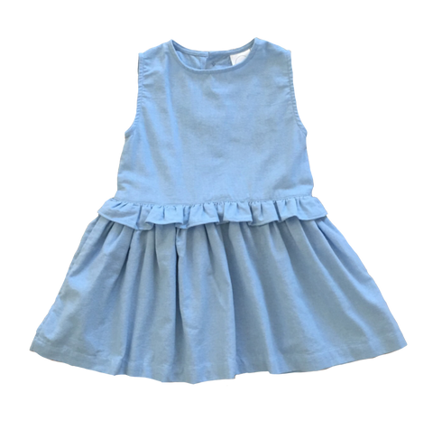 Seaspray Dress - Milk