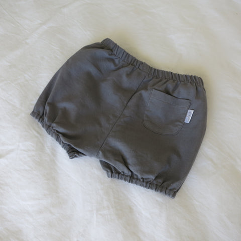 Wanderer Shorties - Charcoal