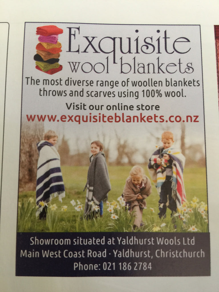 Please visit our online Wool Store to see all our beautiful woollen products.
