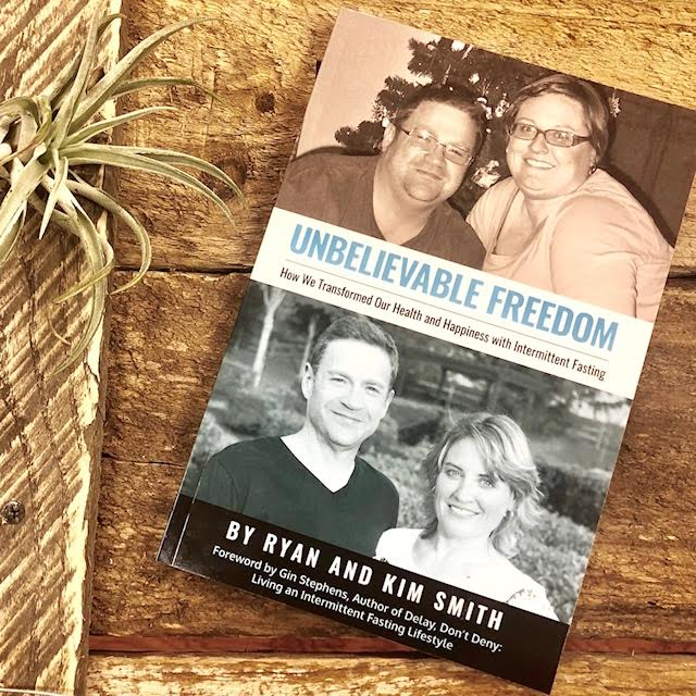 Ryan & Kim Smith - Unbelievable Freedom (Signed Author Copy)