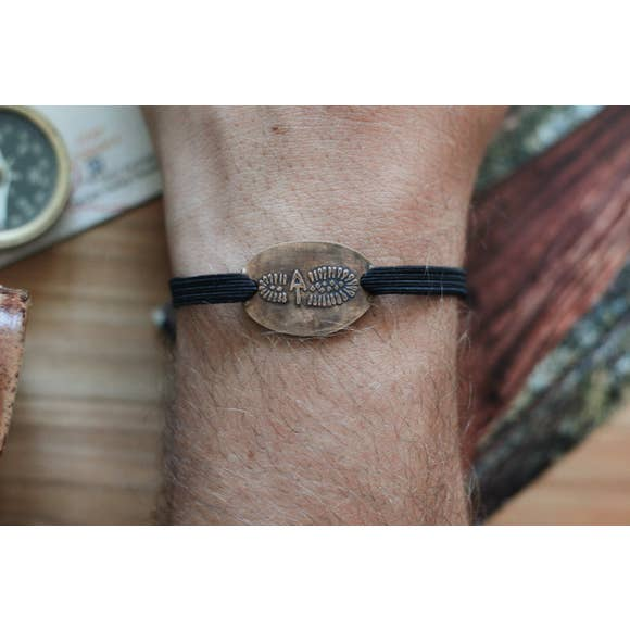 The Traveling Penny - Stacking Bracelets