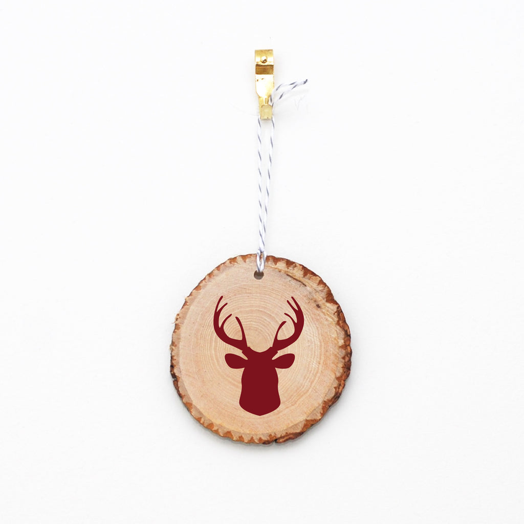 Moko and Company - Wooden Ornaments