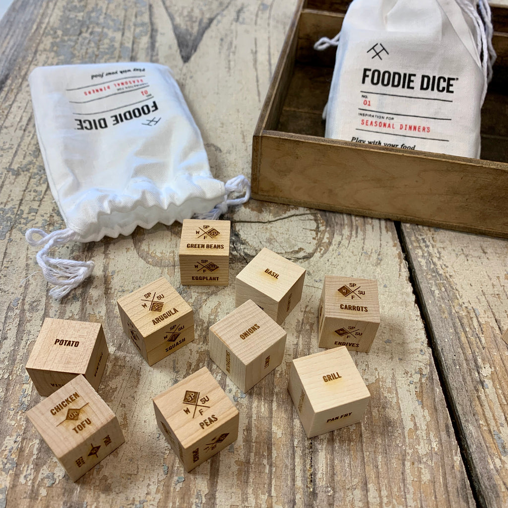 Two Tumbleweeds - Foodie Dice