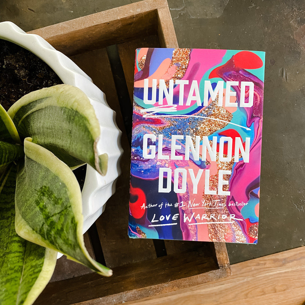 Virtual Book Club: Untamed by Glennon Doyle, Sept. 21st