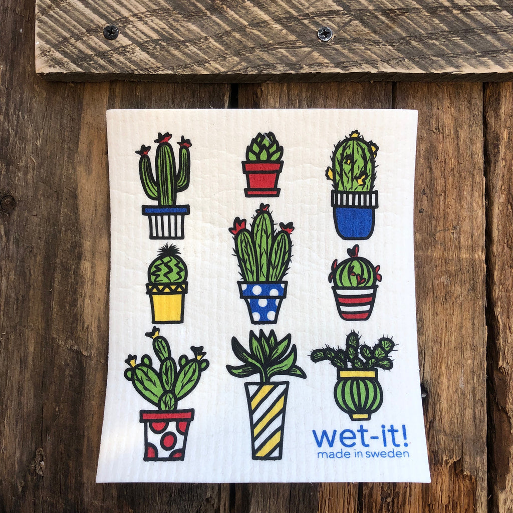 Swedish Treasures - Wet-It Reusable Dishcloth