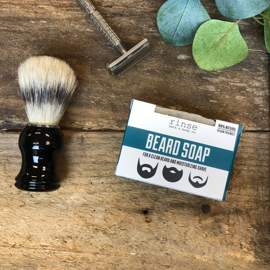 Rinse Bath Body - Beard Soap