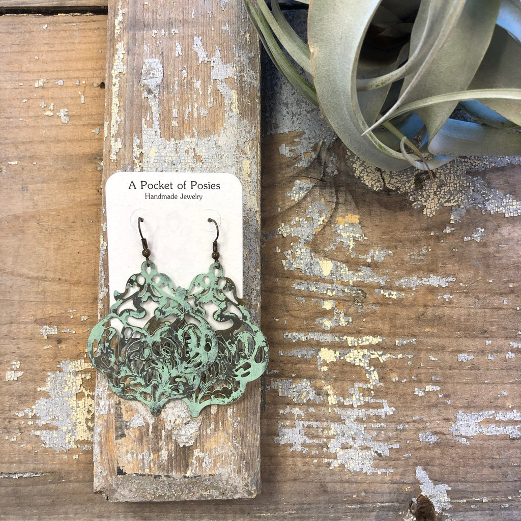 A Pocket of Posies - Misc. Earrings