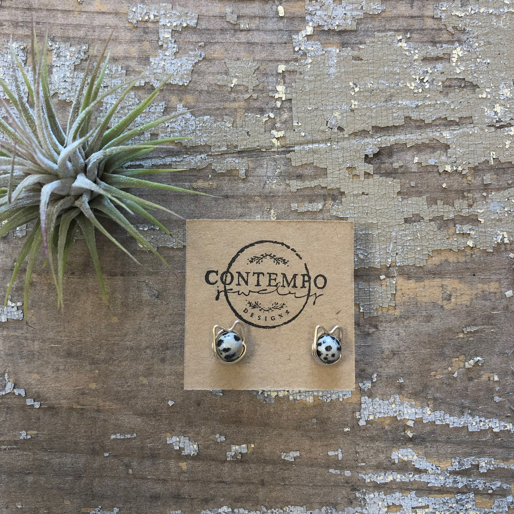 Contempo Jewelry - Animal Post Earrings