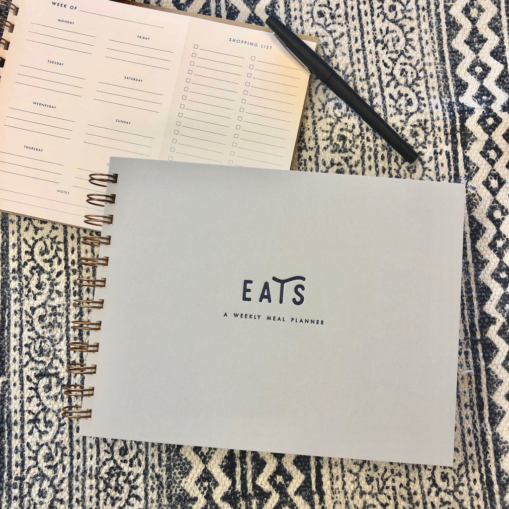 Ruff House Art - Simple Meal Planner