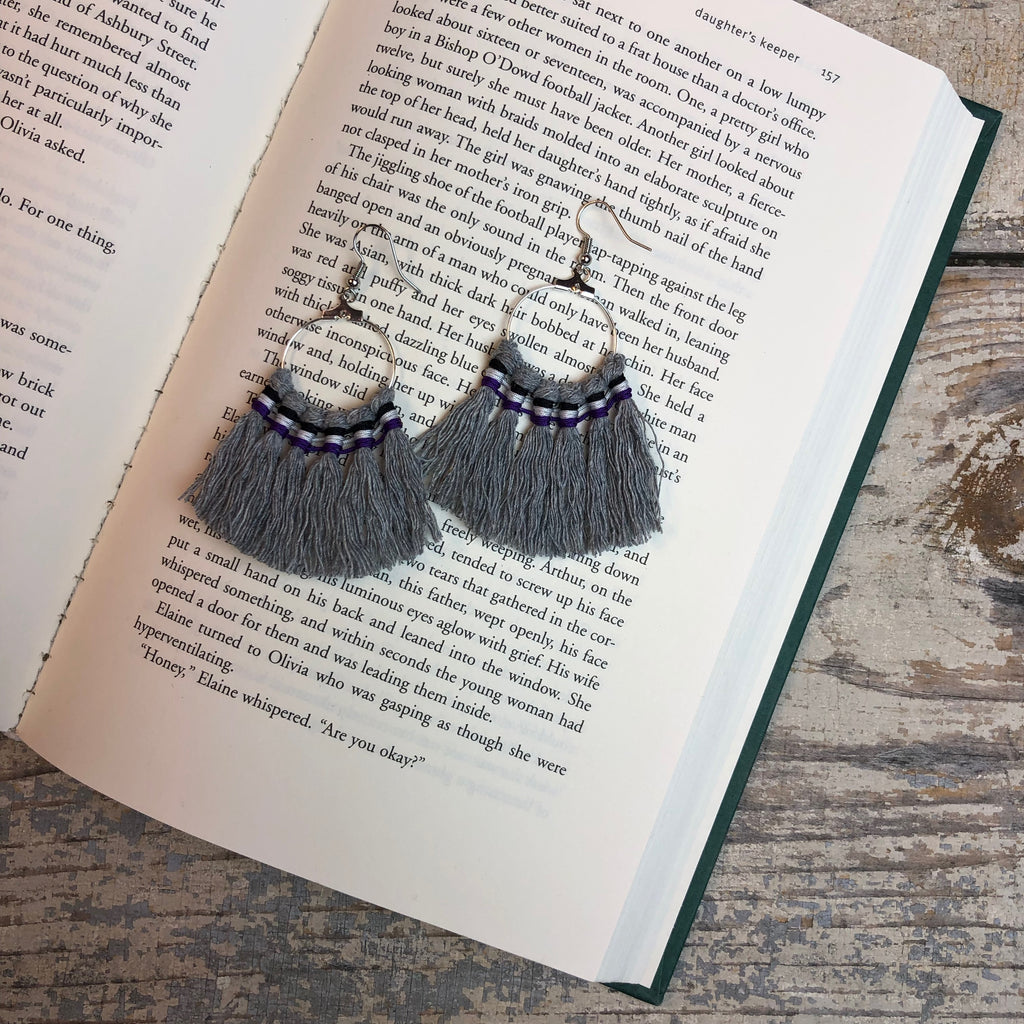 Duke & Jude Designs - Macrame Earrings