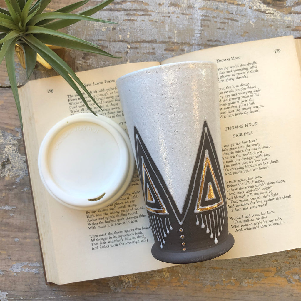 Victoria Smith Ceramics - Travel Mugs