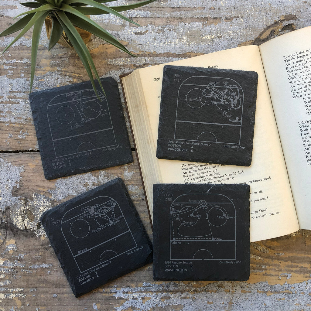 Playbook Products - Slate Coasters