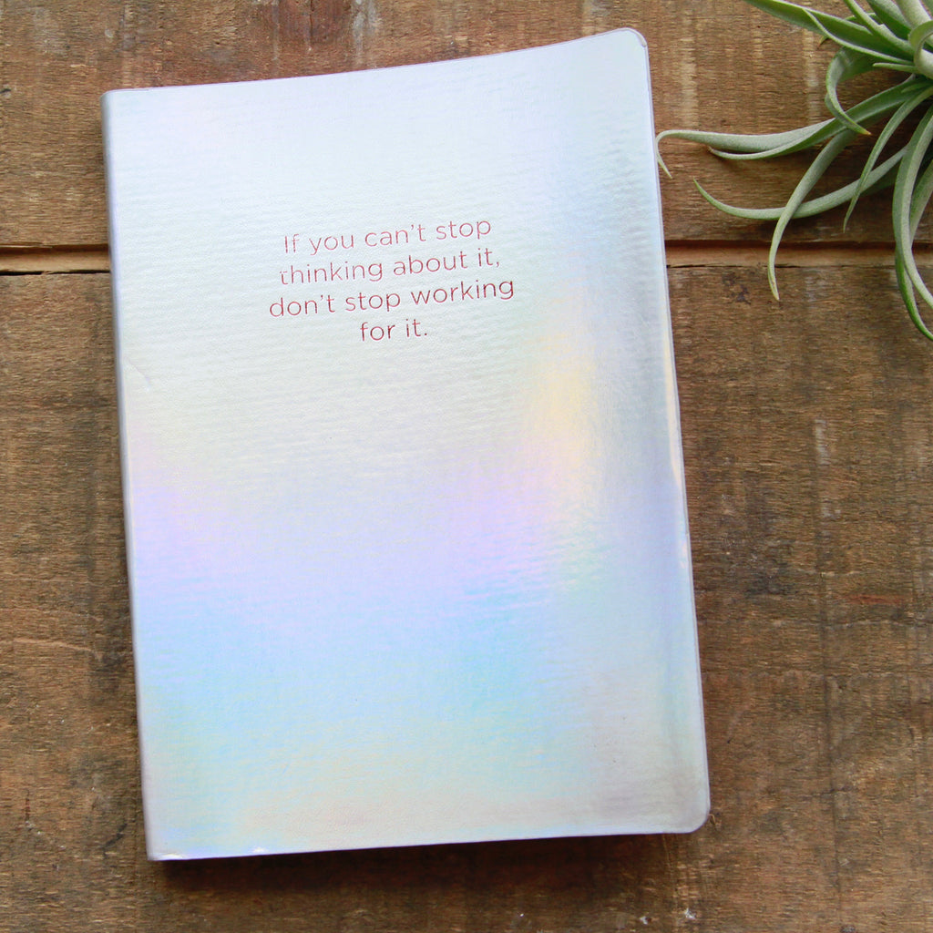 Taylor Elliott Designs - Holographic Journal