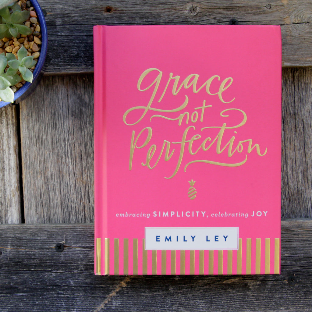 Emily Ley - Grace Not Perfection
