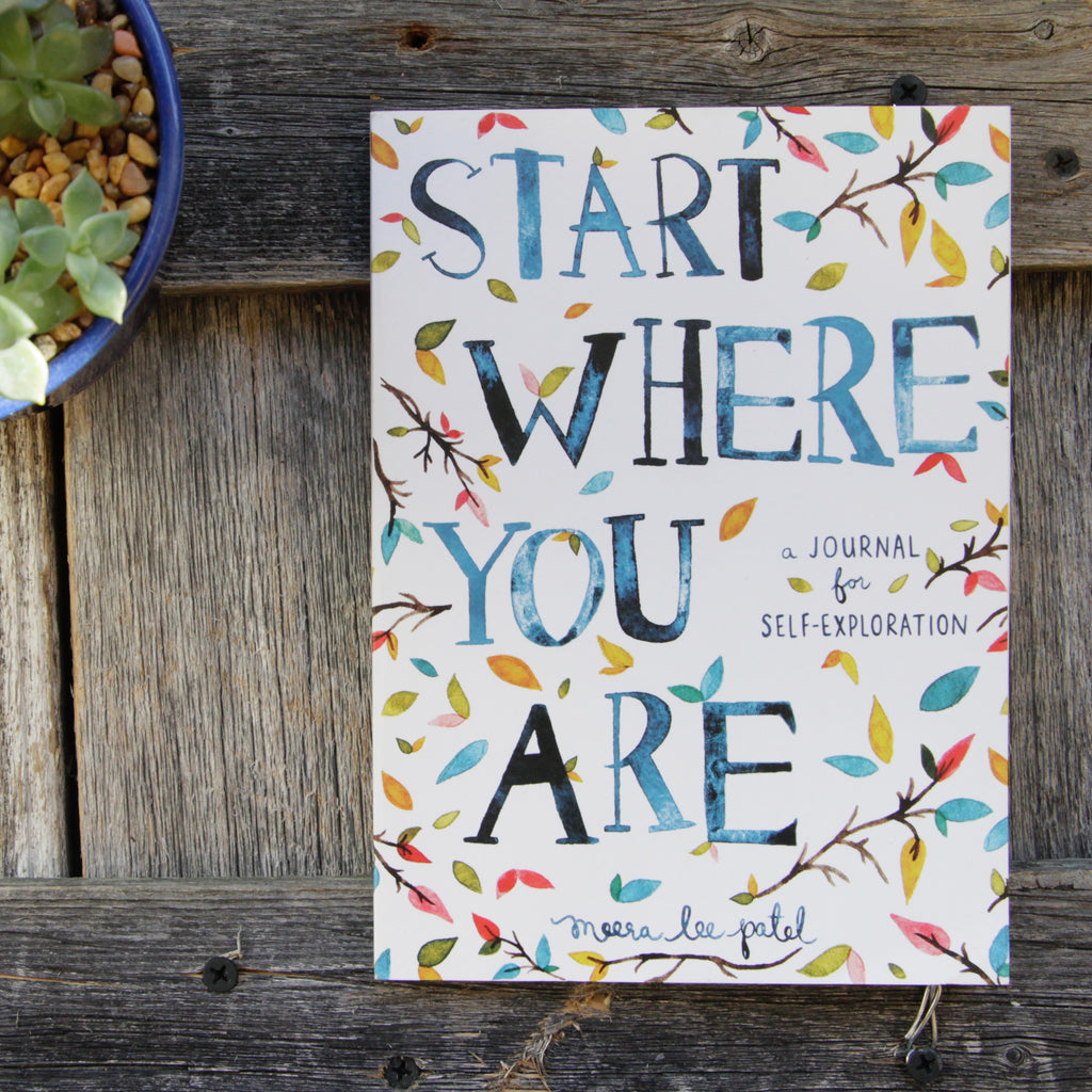 Meera Lee Patel - Start Where You Are