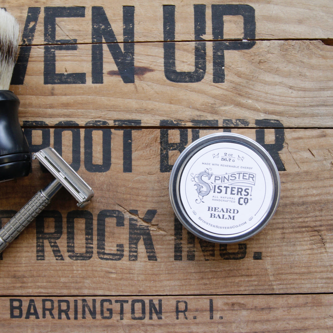 Spinster Sisters Co. - Beard Balm