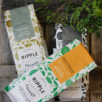 Ripple Coffee - Whole Bean and Ground Coffee