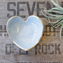 Susan Gordon Pottery - Heart Shaped Ring Dish