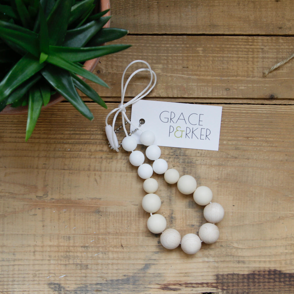 Grace & Parker - Longline Mama Necklace