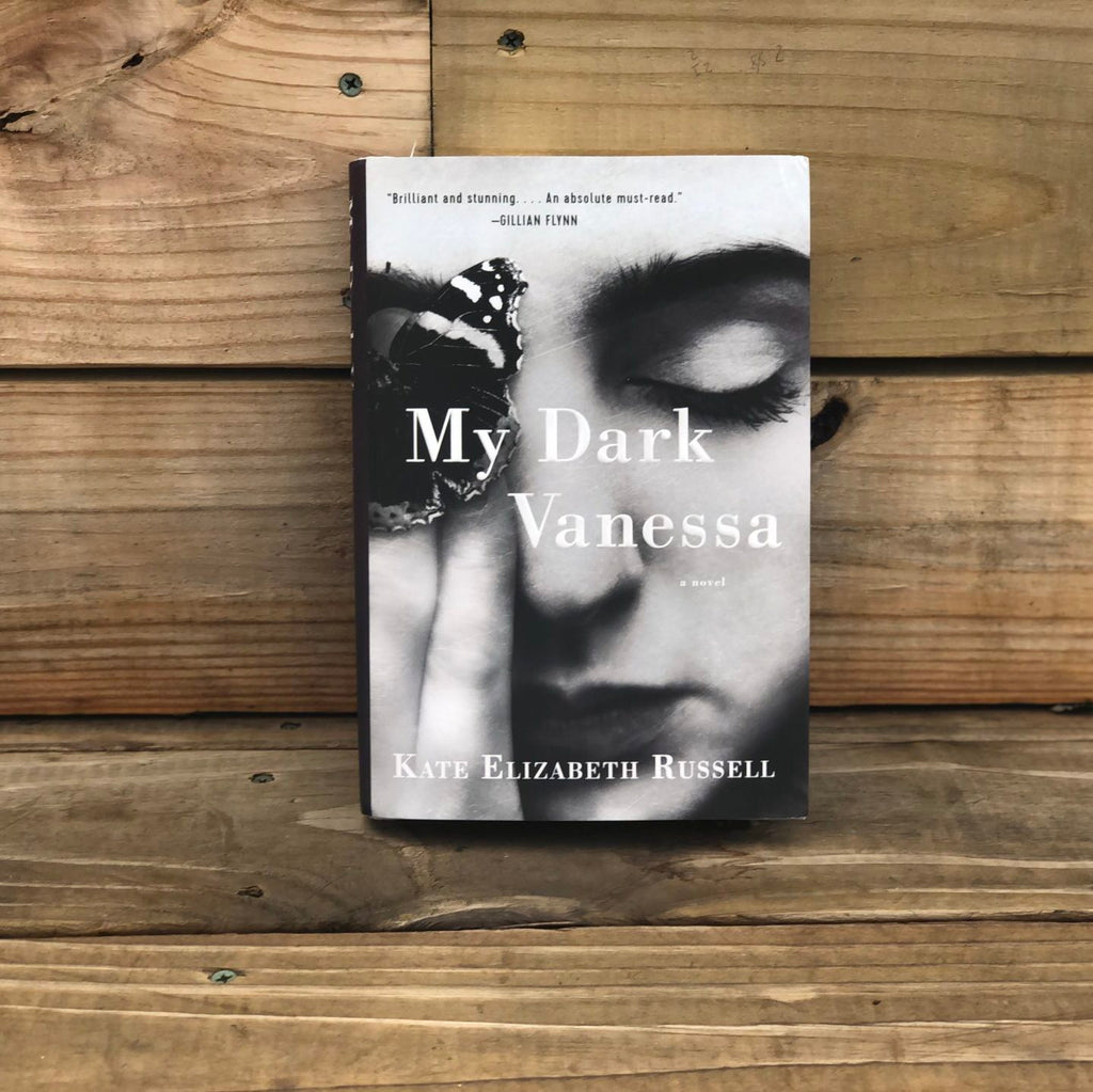 Virtual Book Club: My Dark Vanessa by Kate Elizabeth Russell, March 31st
