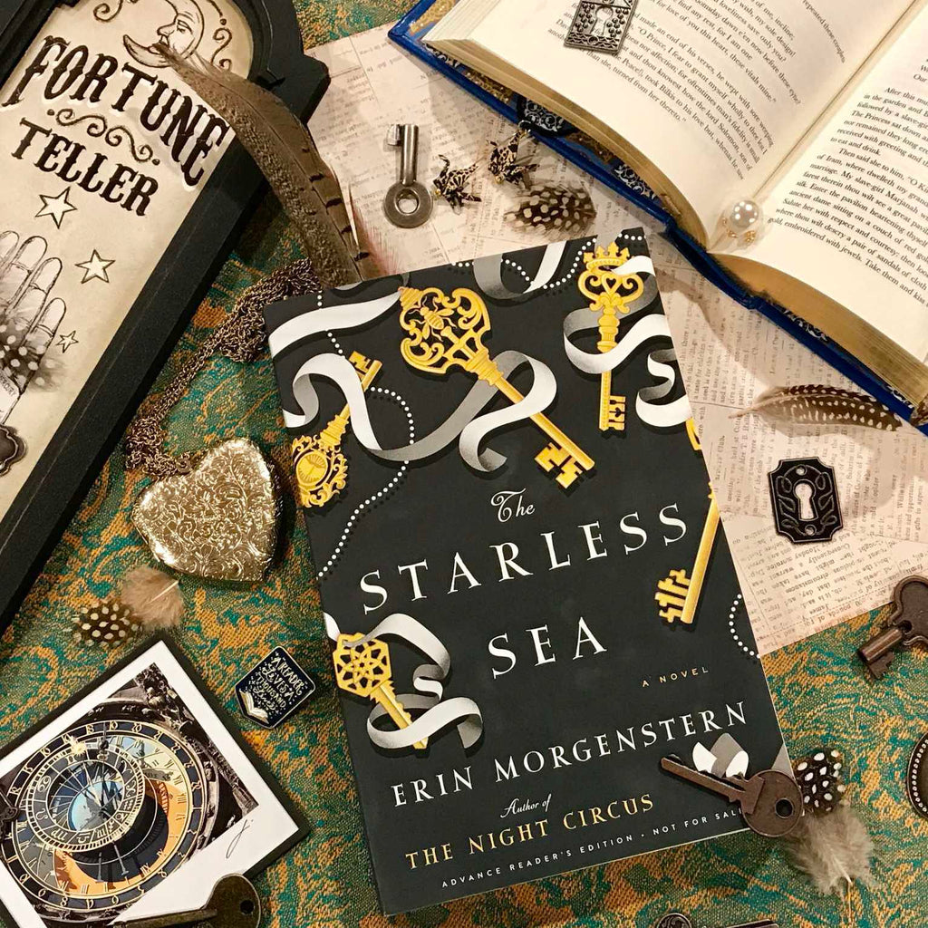 Virtual Book Club: The Starless Sea by Erin Morgenstern, April 9th