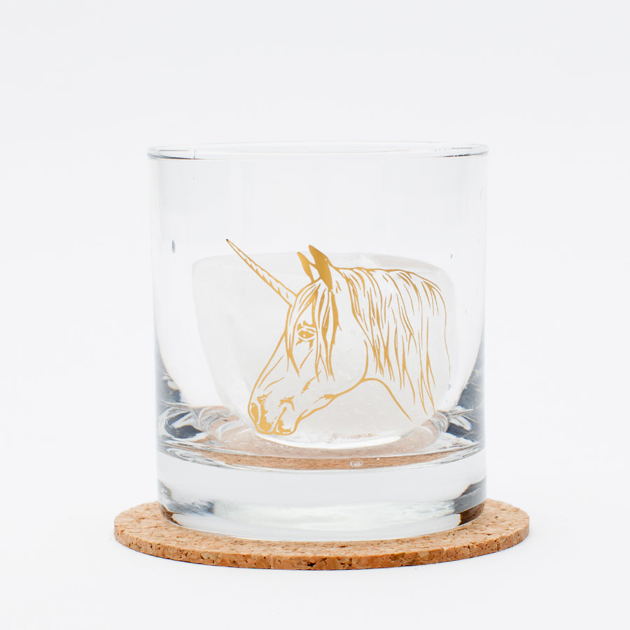 Counter Couture - Glass Tumbler