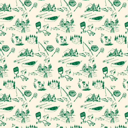 Antiquaria - Wrapping Paper