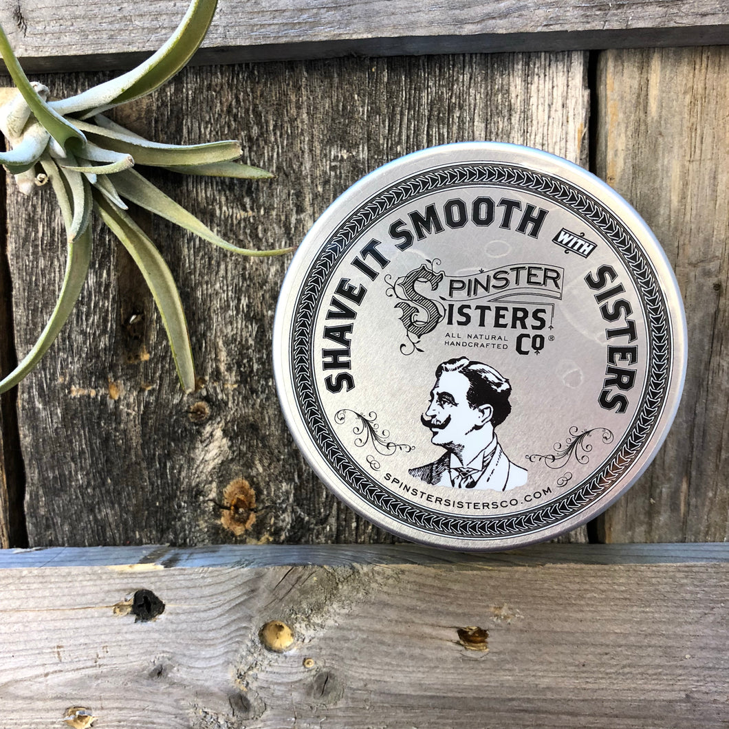 Spinster Sisters Co. - Shaving Tin