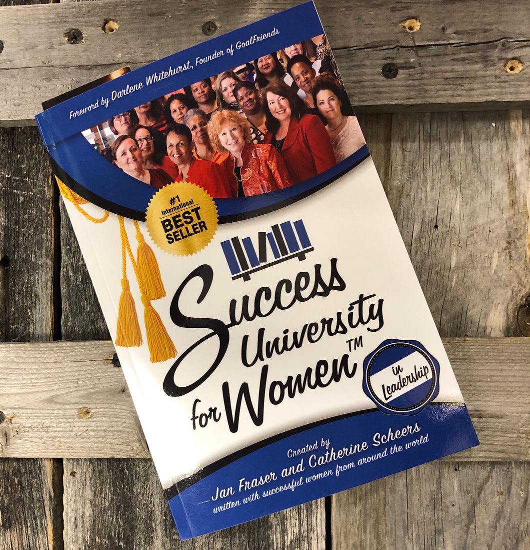 Success University for Women in Leadership - Signed Copy!