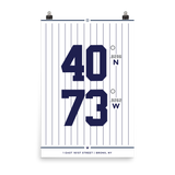 New York Yankees <br> Unframed Poster