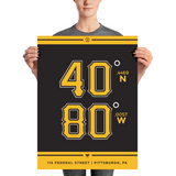 Pittsburgh Pirates <br> Unframed Poster