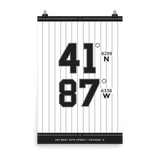 Chicago White Sox <br> Unframed Poster
