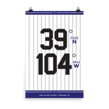 Colorado Rockies <br> Unframed Poster