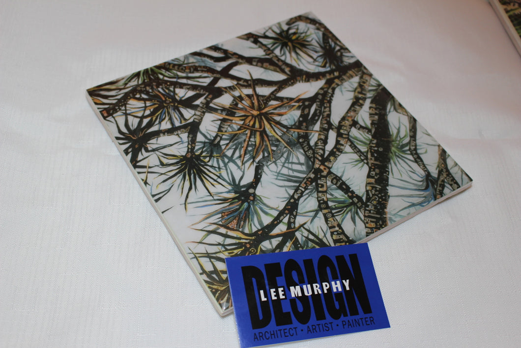 Art by Lee Murphy (Pandanus Awakening) - Trivet