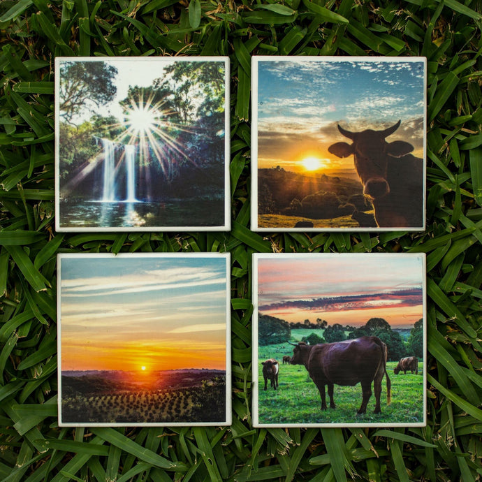 Photography by Rod Evans Visual (Country Escape) - Set of 4