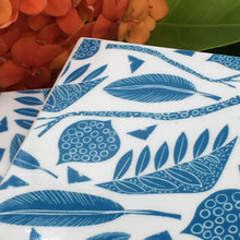 Art of Gudulab Designs (Blue Nature) - Set of 4