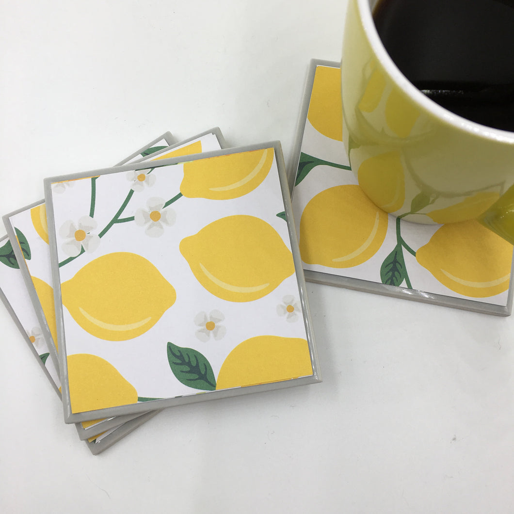 Lushes Lemons - Set of 4