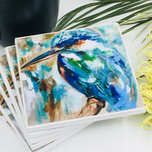 Art by Amanda Brooks (Vibrant kingfisher) - Set of 6