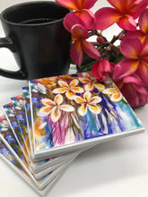 Art by Amanda Brooks (frangipani love) - Set of 6