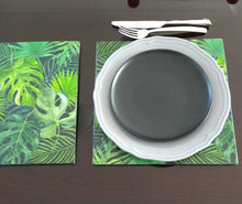 Custom placemats set of six