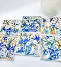 Art by Amanda Brooks (Hamptons inspired) - Set of 6