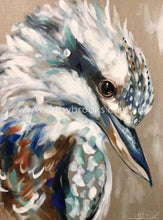 Coastal kookaburra - Wall Art print